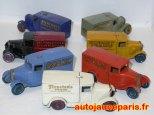 Dinky Toys Série 28 van
