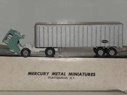 Mercury : rare version