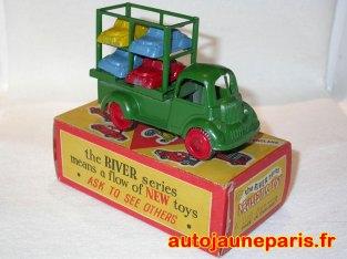 River Series transports d'autos de manège