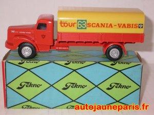 Scania Vabis Tour 63 Scania Vabis