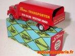 Scania Vabis Firma Transport