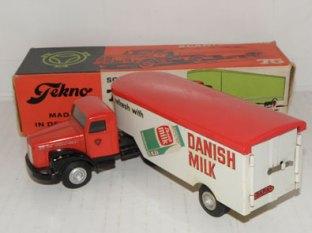 Scania Vabis Danish Milk