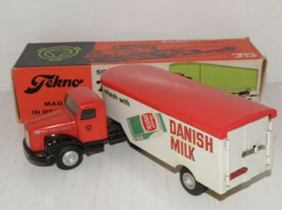 Scania Vabis Danish Milk