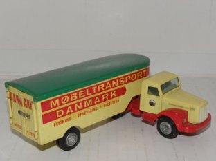 Scania Vabis hors du commun