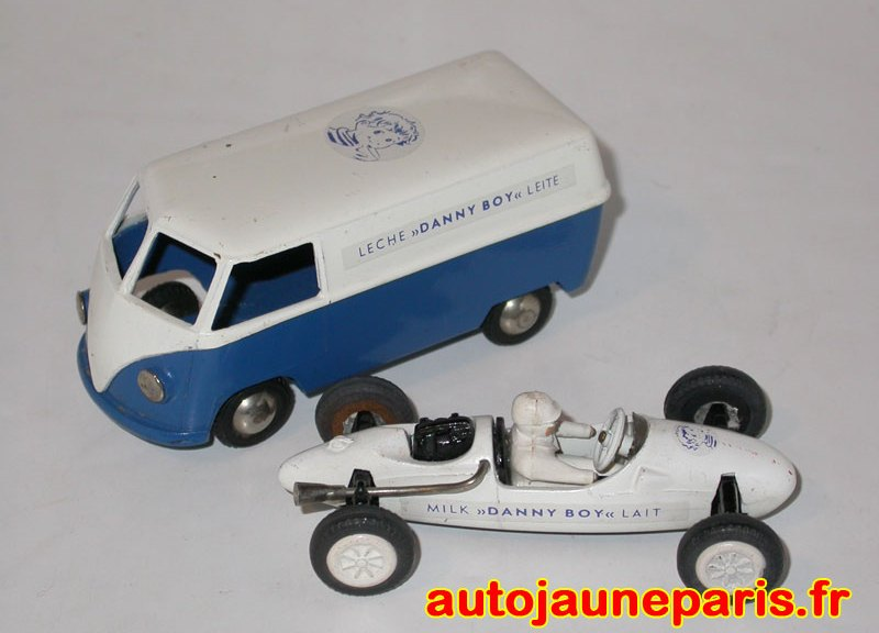 Tekno Volkswagen et Cooper Norton Milk Danny Boy