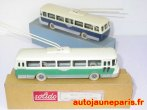 Solido Chausson trolleybus