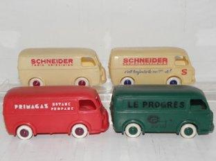 Peugeot en plastique de chez Vapé