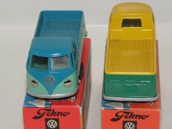 rares couleurs de Volkswagen pick up