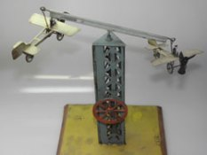 Avions manège Ernest Plank