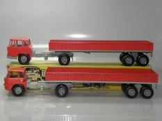 Camions Bernard et Willeme Solido rivetés