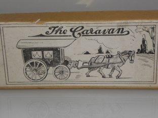 Boîte Charbens Caravane de gitan