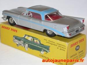 Chrysler Saratoga argent