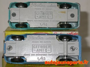 chassis de Dalia Solido