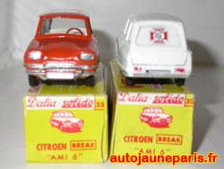Citroën Ami 6 Dalia