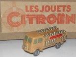Jouets Citroën TUB laitier