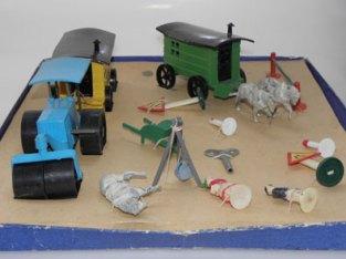 Caravane de gitans par Minialuxe
