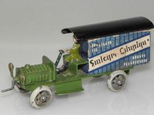 Ernst Plank camion de déménagement
