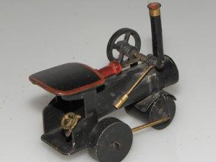 Ernst Plank locomobile