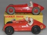Charbens et Dinky Toys : Alfa Romeo 152