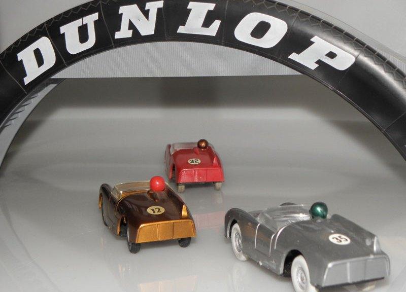 duel dans la courbe Dunlop