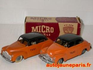 Micro Models Holden première et seconde calandre