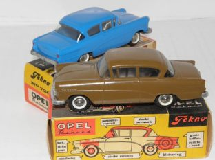 Tekno Opel Rekord 58