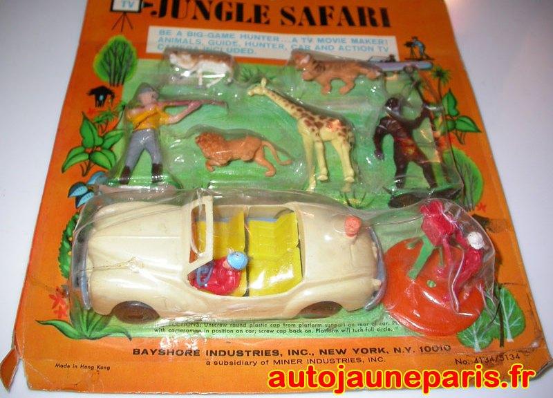Peugeot 203 Safari Bayshore