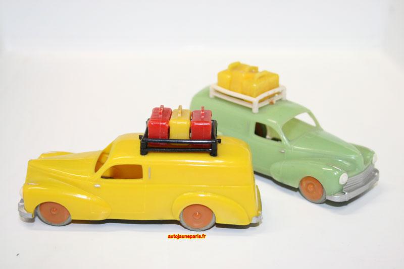 Peugeot 203 Minialuxe