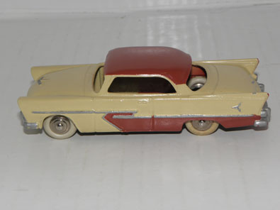 Plymouth Belvedere Dinky Toys