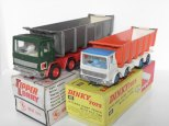 Camion Leyland Roxy Toys et Dinky Toys