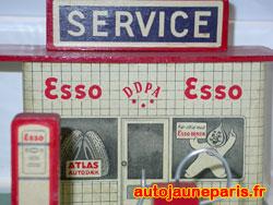 Station service Esso Tekno