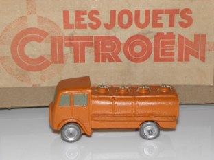 Citroën T-U-B citerne