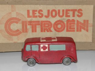 Citroën T-U-B ambulance