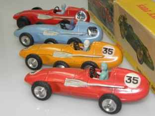 Dinky Toys Indes Vanwall