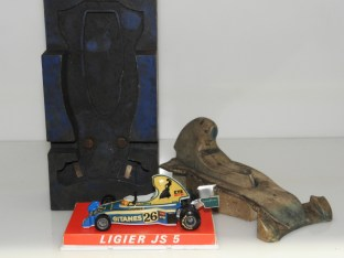 Champion Ligier: prototype et emprunte