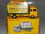 peut être le plus rare des Cargo : jaune avec jantes concave