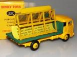 Dinky Toys Simca Cargo exportation
