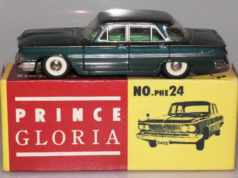 Cherryca Phenix Prince Gloria