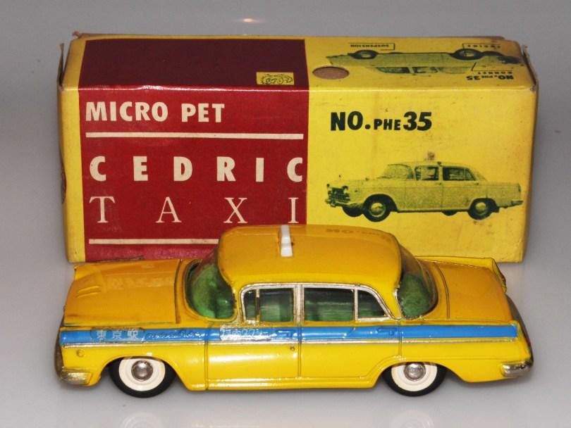Cherryca Phenix Nissan Cedric taxi