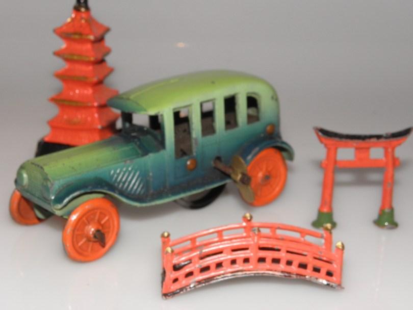 limousine mécanique japonaise