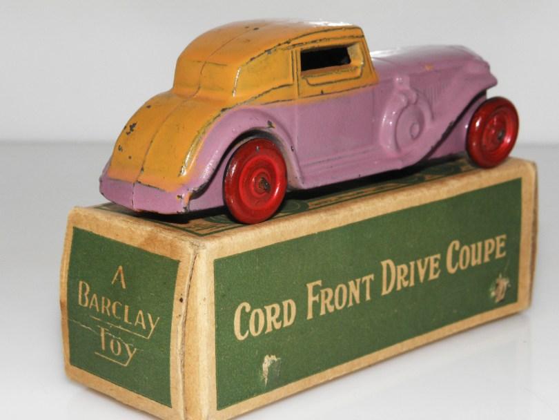Barclay Cord en boîte