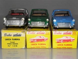Dalia Solido Lancia Flaminia avec phares strass