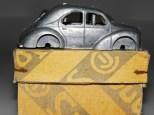coque brut C-I-J Renault 4cv 1949 roues zamac