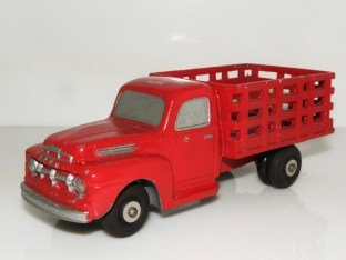 National Product Ford F2 ridelles ajourées 1952