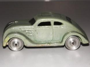 Danemark Chrysler Airflow en plâtre