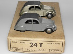 Dinky Toys citroën 2cv 1 feux