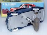 CIJ Renault 4cv '49 mécanique sans roulette directionnelle