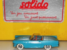Solido Ford Thunderbird démontable série Junior