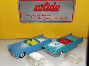 Solido Ford Thunderbird démontable série Junior