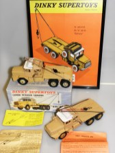 Dinky Toys Berliet GBO saharien